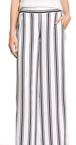 1.state striped wide legs pant